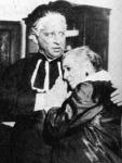 Harsányi Rezső és Vágóné Margit Az abbé 1934-es előadásában