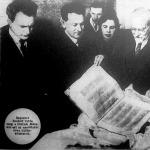Ezerötszáz éves bibliakézirat