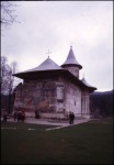 Festett falú templom