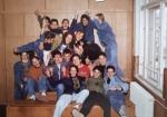 Középiskolai osztálytársak