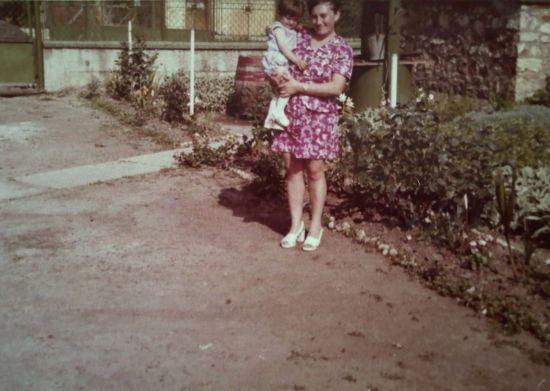 Anyu és én